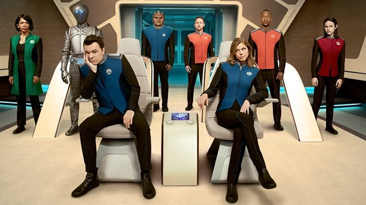 Join Seth MacFarlane and the rest of the crew aboard The Orville, Thursdays this fall on FOX.  Launch Dates: ⏰ 9/10 - Special Series Premiere 1 ⏰ 9/17 - Special Series Premiere 2 ⏰ 9/28 - SERIES PREMIERE