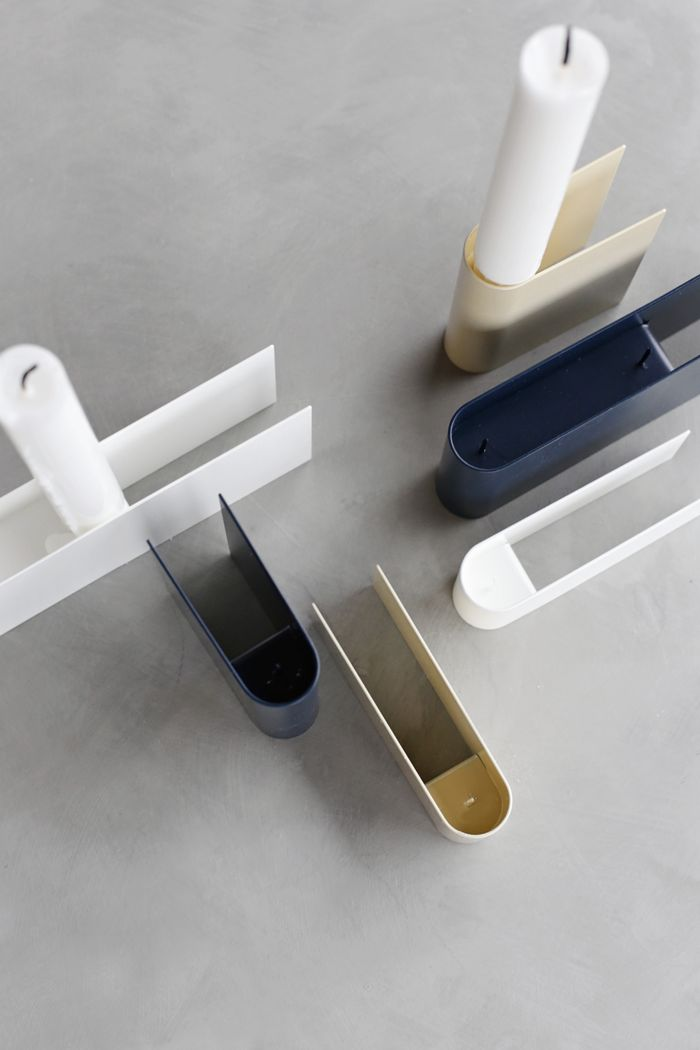 Heights candle holders by  Christina Liljenberg Halstrøm for Design Nation