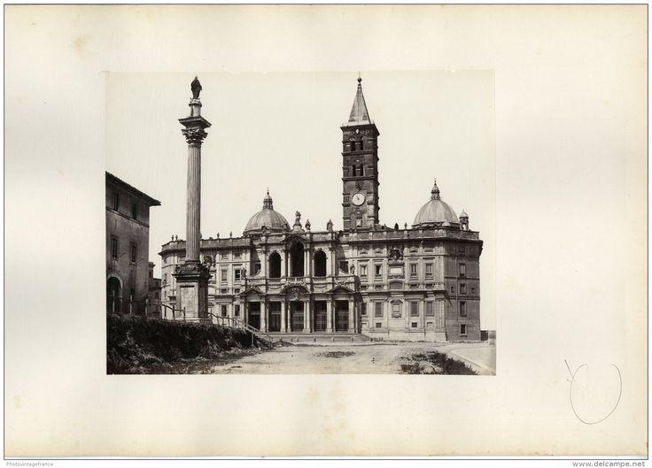 Roma, Anderson, Circa 1870