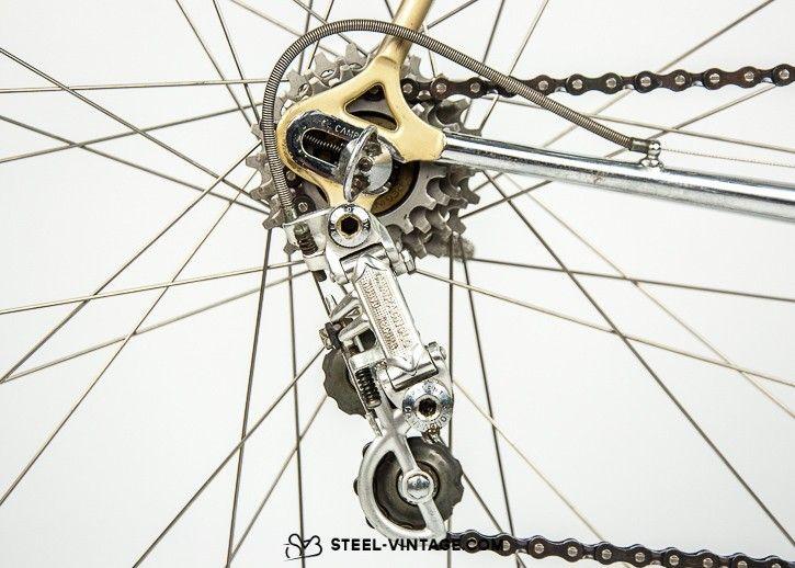 Steel Vintage Bikes - Benotto 3000 Team Filotex 1973 Classic Bicycle