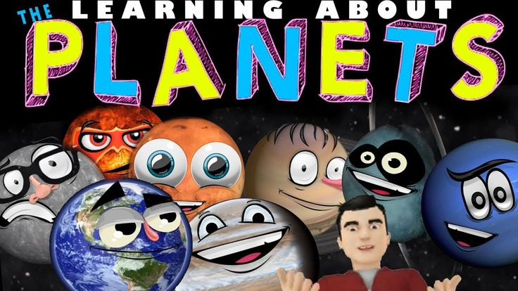 Learning About The Planets in Our Solar System - 20 minutes long, good intro to the solar system
