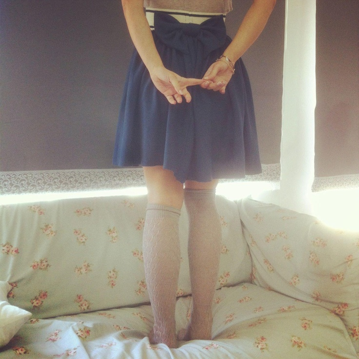 Mpakaliaros Skirt  #Madameshoushou #skirt #fashion #previewss13 #blueskirt Beautiful skirt to flirt!!!