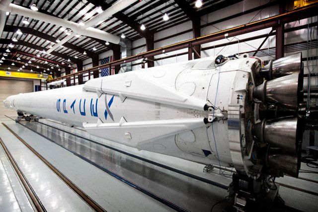 SpaceX Launch Will Test Reusable Rocket
