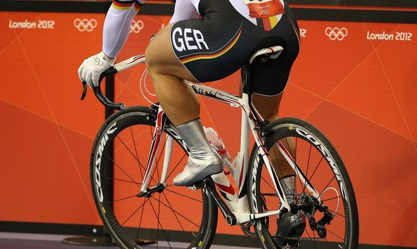 Olympic Cyclists' Thigh-Popping Success Starts in Quads - NYTimes.com