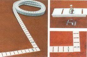 Geniala DELUXE műanyag teniszpálya vonalgarnitúra.  http://www.a-necc.hu/geniala-deluxe-muanyag-teniszpalya-vonalgarnitura.htm