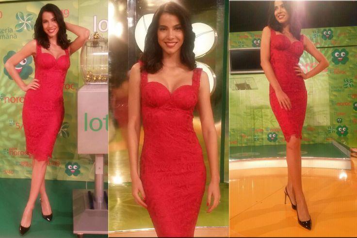 Beautiful Irina wore the midi lace dress in shade of burgundy! Wasn't she lovely? https://missgrey.ro/ro/produse-noi/rochie-ella-bordo/340?utm_campaign=colectie_iunie2&utm_medium=ella_bordo&utm_source=pinterest_irinamohora