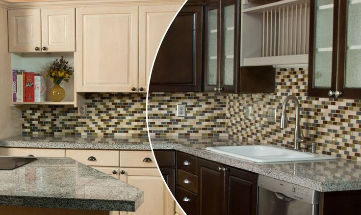 Restore Color And Shine To Kitchen Cabinets