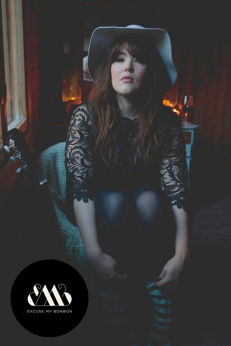 Cora Blouse Photo: Sanna Saastamoinen-Barrois Make up: Janne Suono Model: Ninja Sarasalo