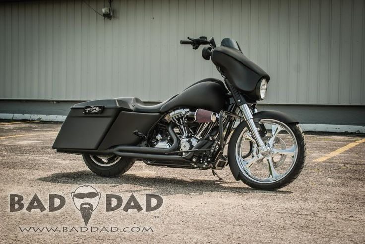 Baggers |  :: Jesse's 2013 Street Glide | Bad Dad | Custom Bagger Parts for Your Bagger