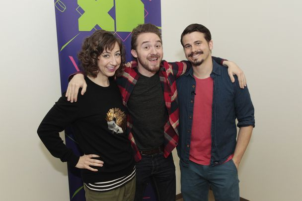 Gravity Falls creator Alex Hirsch talks to The A.V. Club's own Dipper and Mabel · Interview · The A.V. Club