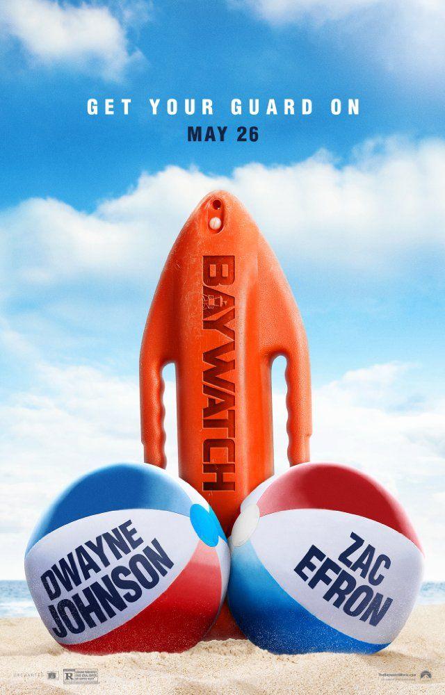 R | Starring  Dwayne Johnson, Zac Efron, Alexandra Daddario | Comedy
