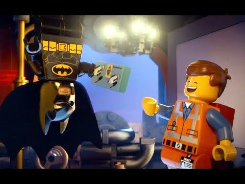 The Lego Movie Blooper Reel (HD) Chris Pratt, Liam Neeson