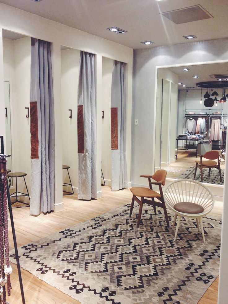Costes Leiden - fitting rooms