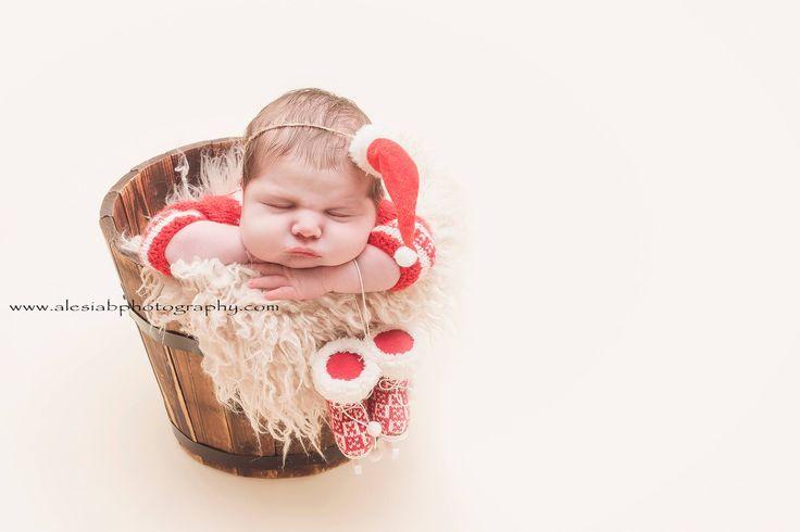Newborn Photography Dublin, Christmas Photography Dublin