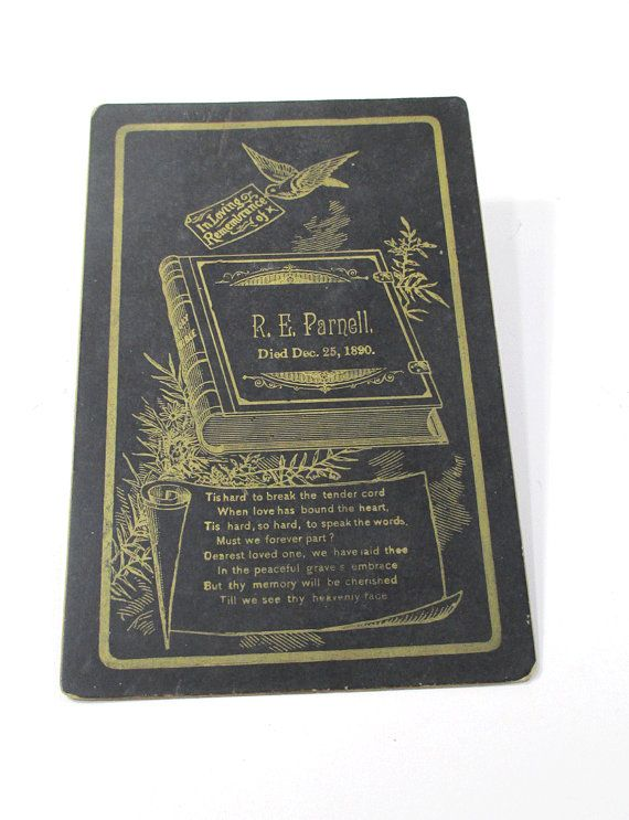 10 best Death Certificate images on Pinterest Funeral cards - death announcement cards free