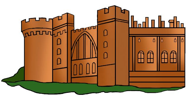 Middle Ages for Kids - Medieval Castles: One of the topics included in the Common Core Weekly Reading Review 6 by The Teacher Next Door