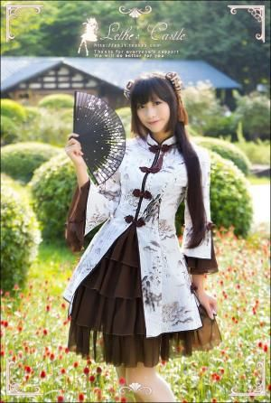 「和ロリ」に続くは中華ロリ!チャイナドレスイメージのロリィタファッション - ガールズトピックス
