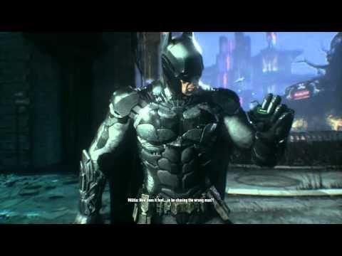 Batman. Arkham Knight. Xbox One. 1080.P. Gameplay Part.21.