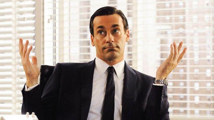 Don Draper in Mad Men #creator #archetype #brand personality #