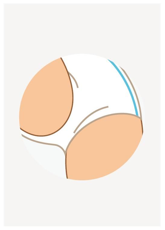 'Crotch Round #5' by Li Xinlu from the SINOGRAPHICA series at 3030press.com