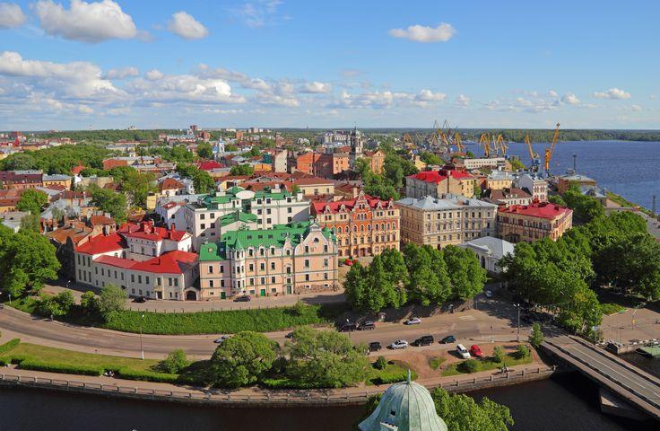 Vyborg Russia