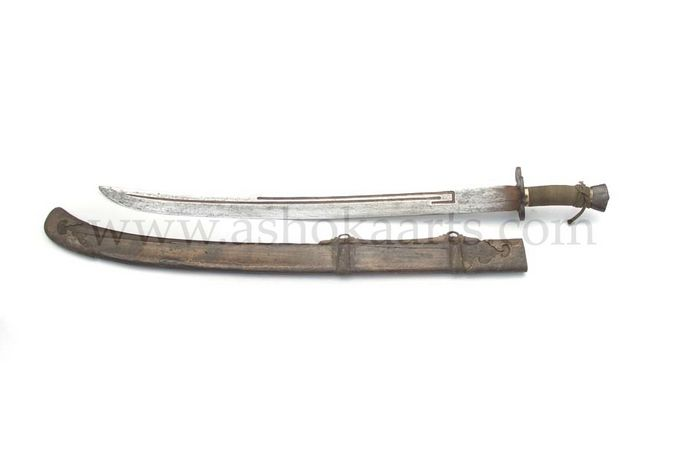 antique Dao sword from China