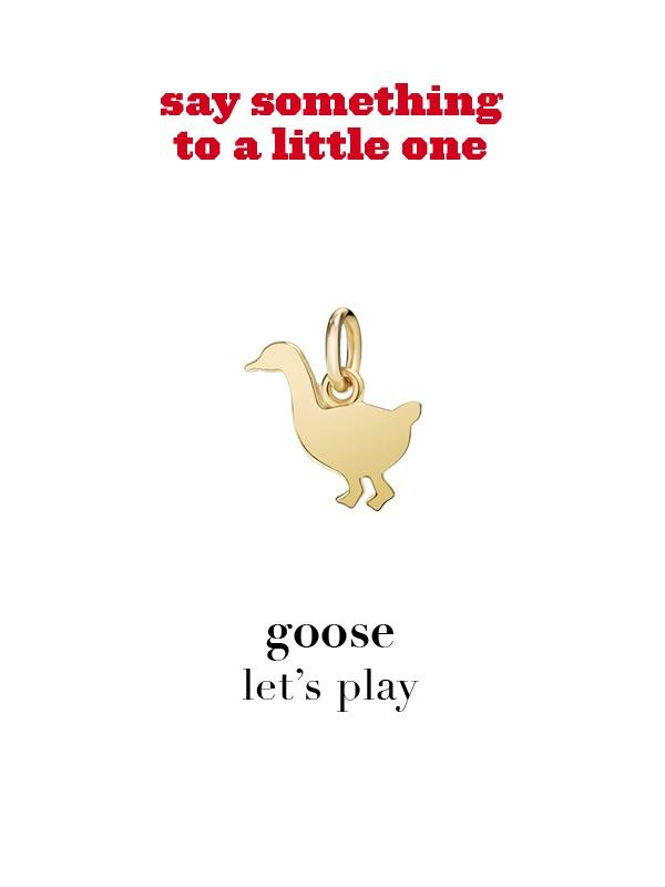 Dodo charm: goose - let's play