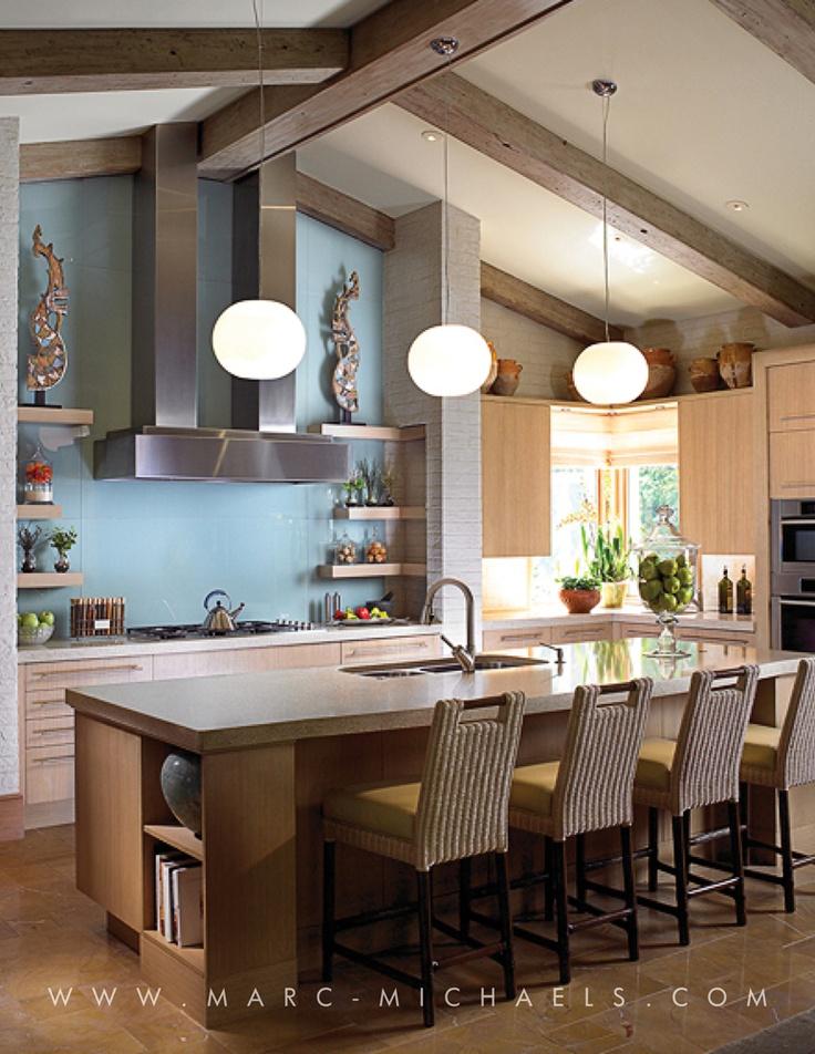 Mid Century Kitchen Island Stainless Steel Hood Delray Beach Fl Mid Century Residences Pinterest Stainless Steel Hood