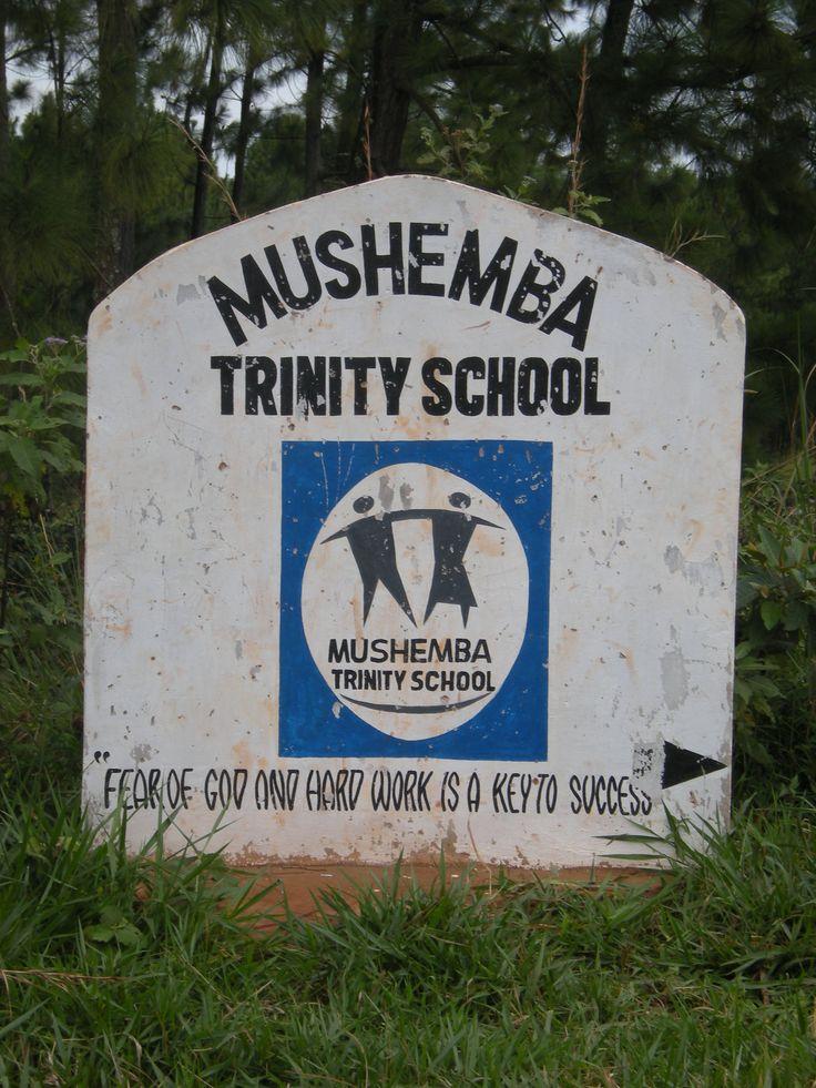 Mushemba Trinity School www.afrikaintouch.dk #MushembaFoundation #Tanzania #Afrika #Africa #Volunteer #Volontør