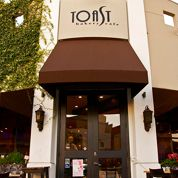 Toast Bakery and Cafe on West 3rd Street, Los Angeles - It's all good!