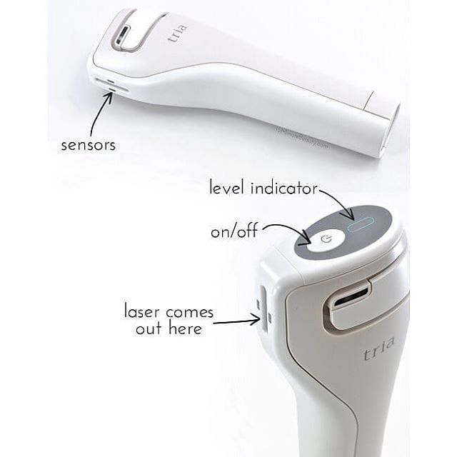 Tria Age Defying Laser Tria Age Defying Laser Age Defying Laser Hair Removal Device