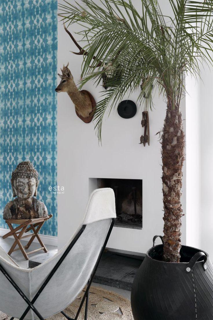 ESTAhome Boho Chic - Unleash your inner hippie! - Natuurlijke materialen, aardse kleuren, nonchalance met hier en daar een kleurrijkeuitspatting. Deze Boho hippie stijl, die al een jaar of tien niet meer weg te denken is uitde mode, heeft nu ook het interieur veroverd.