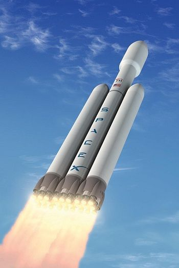 SpaceX and Intelsat sign deal for first commercial Falcon Heavy ...