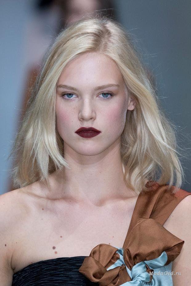Макияж: Модный весенний макияж 2016: тренды с подиума
