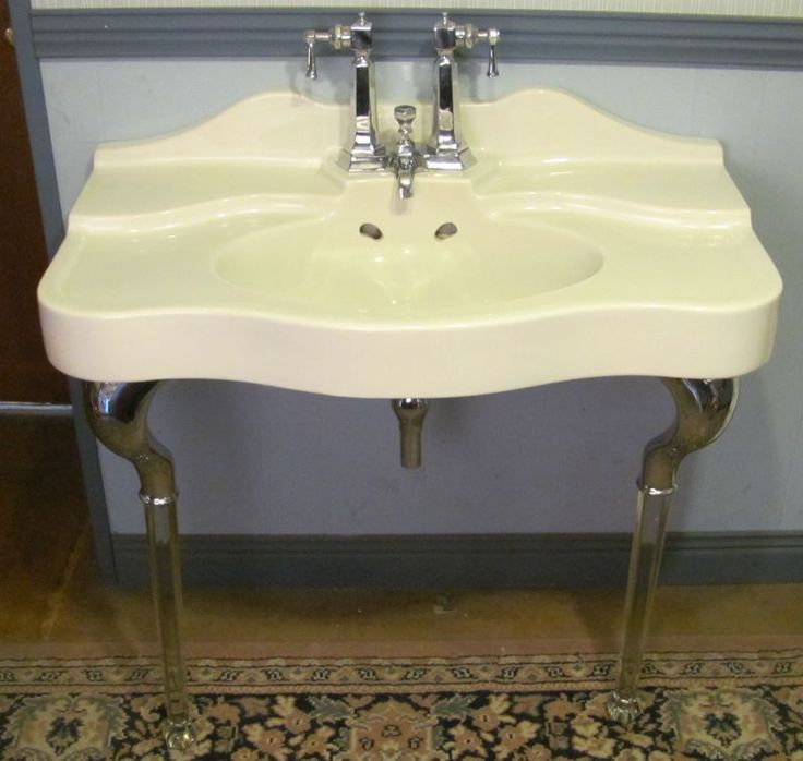 30 Best Vintage Plumbing Images On Pinterest Bathrooms