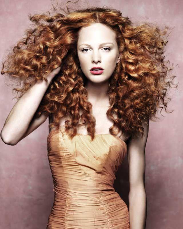 Sweet Innocence by Katie Mulcahy | Curly Hair | Pinterest | Curly hair styles, Hair styles and Hair