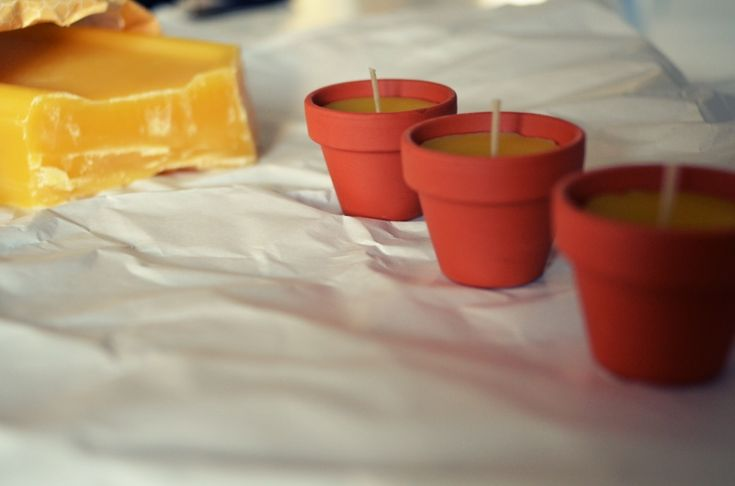 handmade aromatherapy candle DIY, for those days when you just want a little pick-me-up.