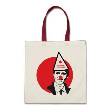 Hold My Beer Funny Justin trudeau Canada Clown Tote Bag - accessories accessory gift idea stylish unique custom