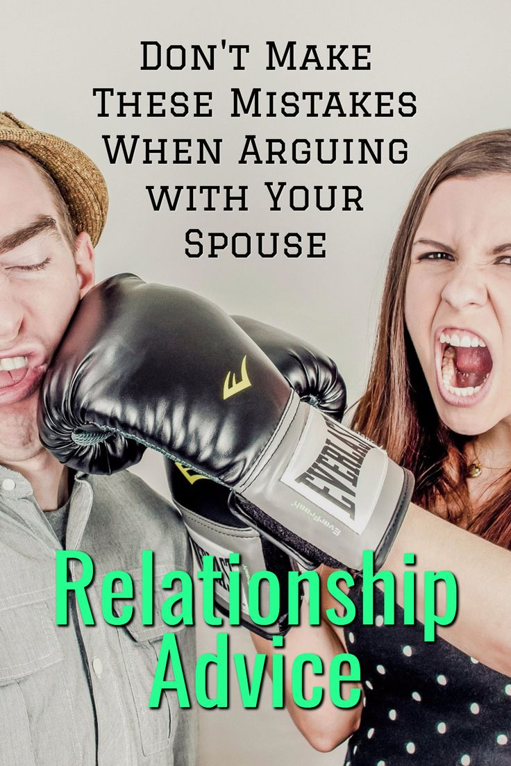 how to stop arguing with your spouse