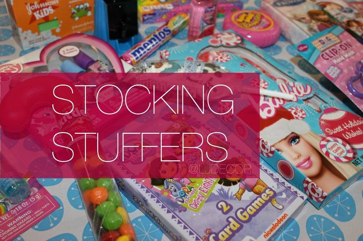 STOCKING STUFFERS For Little Girls (5 Year Old