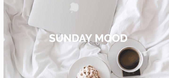 Sunday mood !