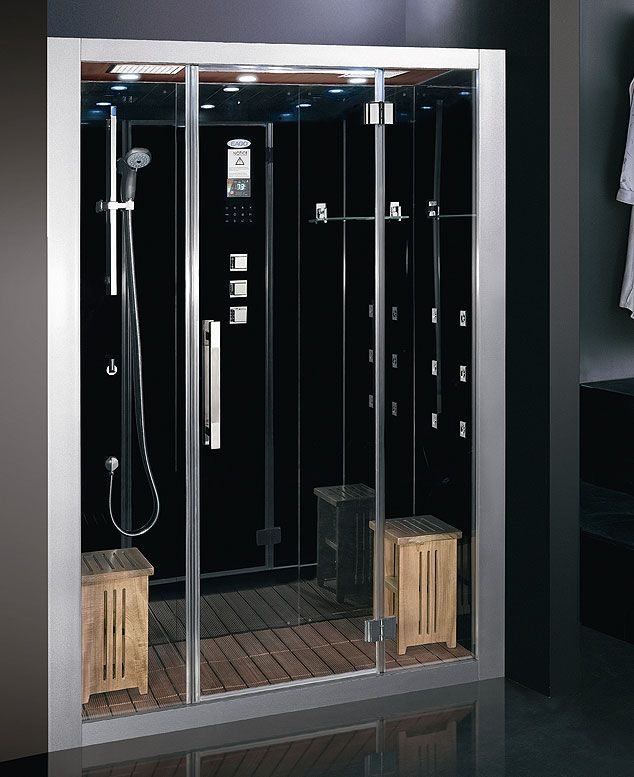 9 best Basement Spa images on Pinterest Basement, Basements and Spa - bing steam shower