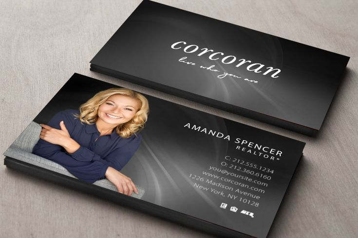 Business Cards Realtor Business Cards Photo Realtor Business Cards Real Estate Business Cards