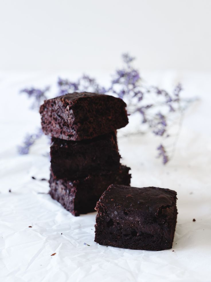 Gezonde Courgette Brownies | www.88food.nl