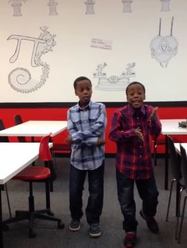 A #Mathnasium #rap #song? You bet! These nine-year-old #mathletes are as adept at crafting rhymes as they are at #math!