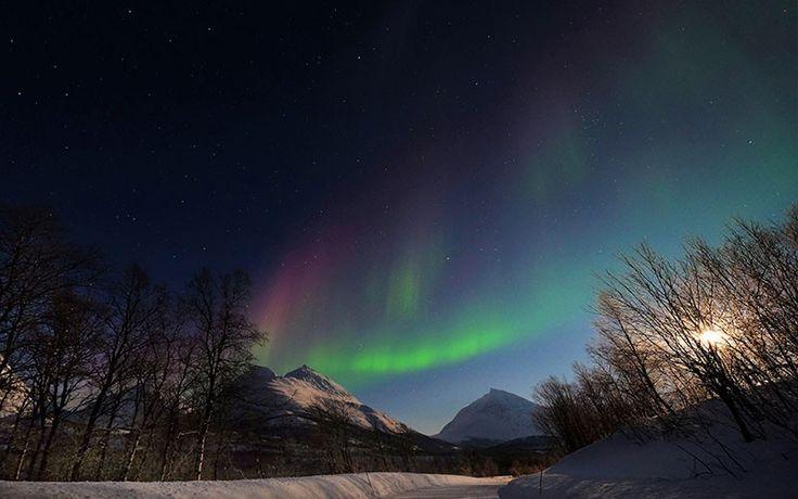 Kuzey Işıkları Nerede