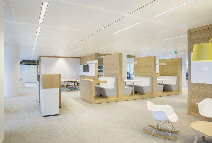 NUON nieuwAmsterdam interieur kantoor Heyligers 29 700x475 NUONs Amsterdam Headquarters / HEYLIGERS d+p