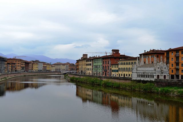 Pisa la mia città