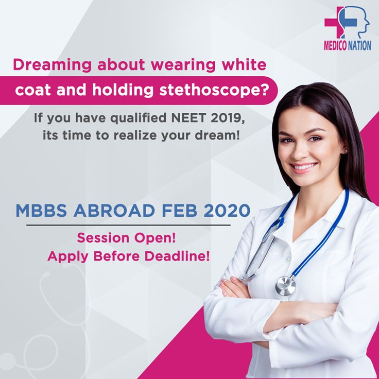 STUDY MBBS ABROAD live your dream to a doctor. in