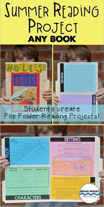 book report projects for middle school Class book report assignment assign a different book and print a journal with questions for each student - automatically book reports for middle school.
